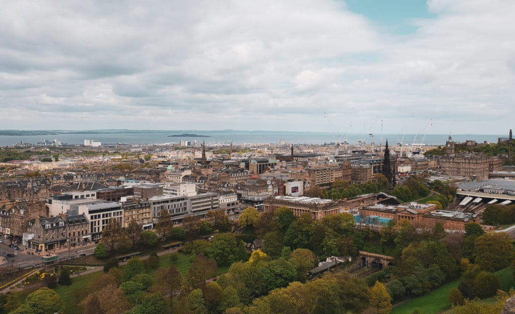 Edinburgh - Green City