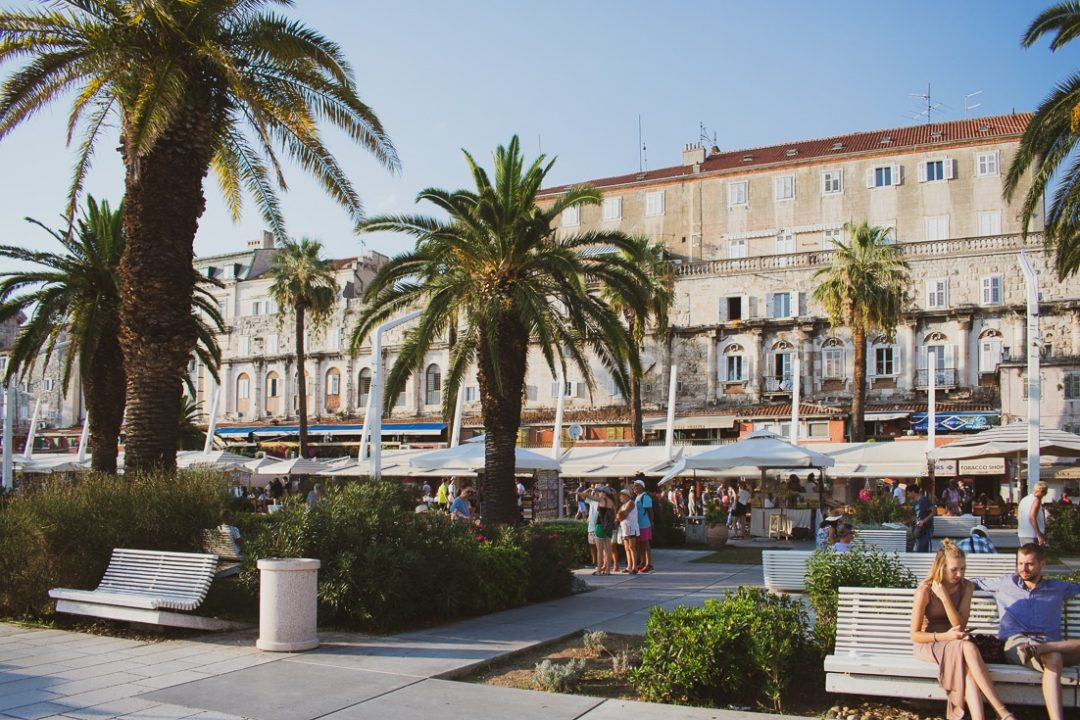 Split - City in Croatia