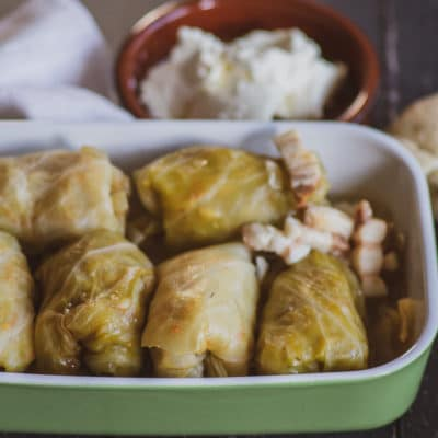 Sarma - Traditional Croatian dish