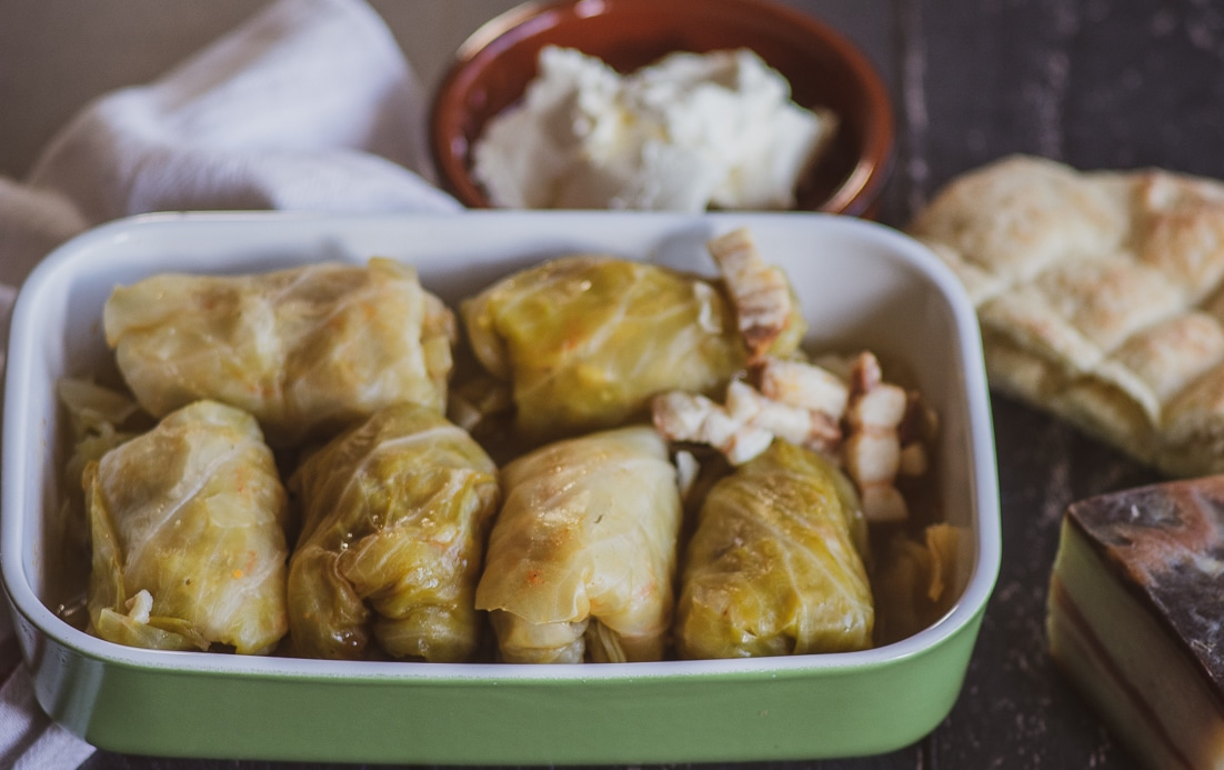 Sarma (Cabbage Rolls)
