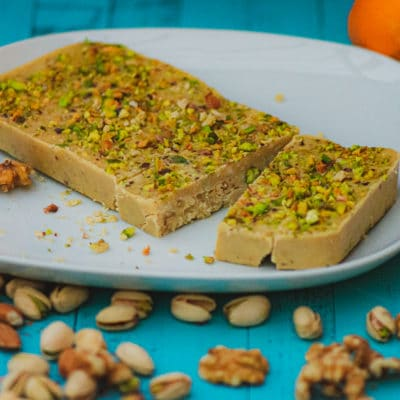 Halva - Traditional Turkish Sweet