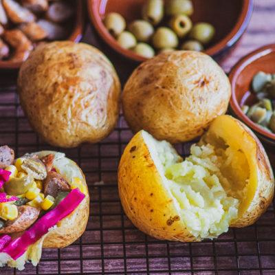 Kumpir - Turkish Street Food
