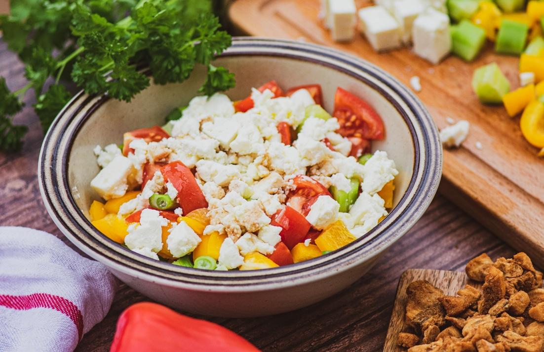 Shopska Salad (Šopska Salata)