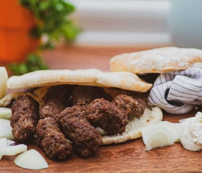 Cevapi - Traditional Bosnian and Serbian Dish