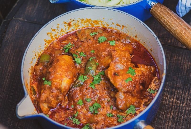 Chicken Paprikash (Csirkepaprikás)