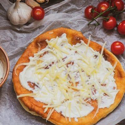 Langos - Hungarian Street Food