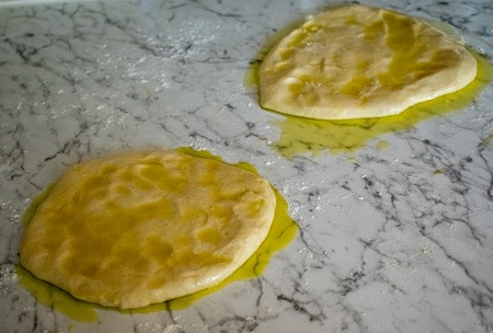 Burek Recipe Step 1 - Make The Dough