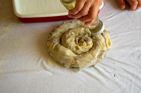 Step 6 - Swirling Into The Final Shape