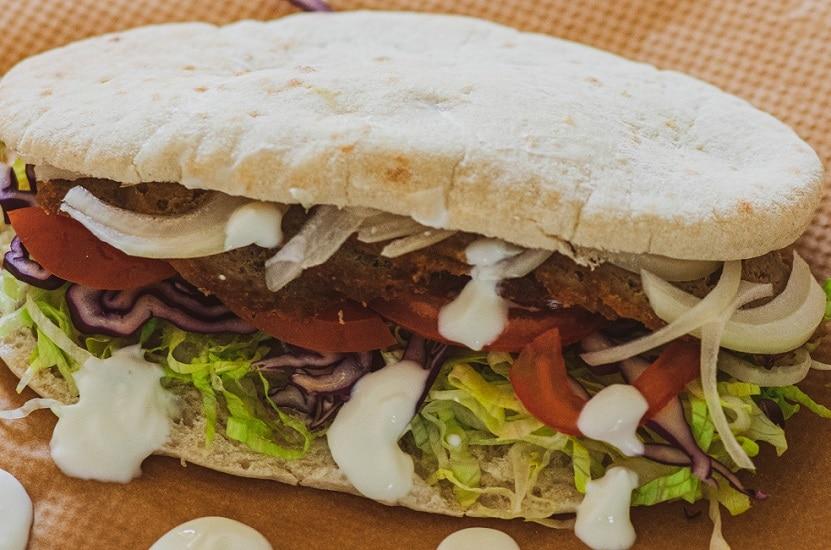 Doner Kebab (Döner Kebap)