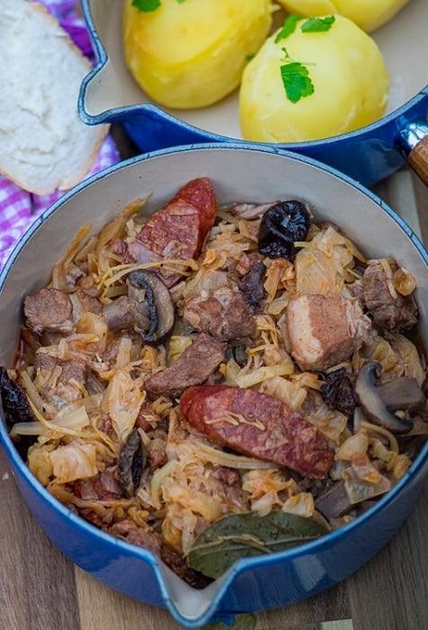 Bigos (Bigosz) – Polish Hunter Stew