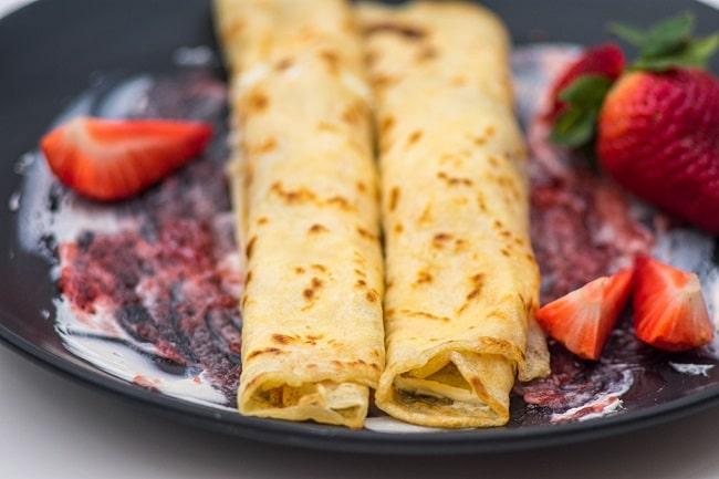 Polish Pancake (Nalesniki)