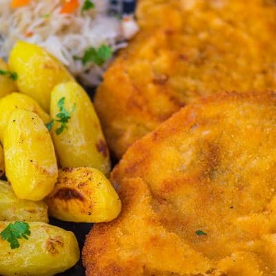 Kotlet Schabowy - Traditional Polish Dish