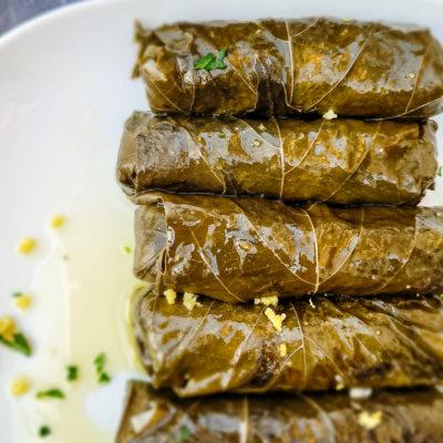 Yaprak Sarma - Traditional Turkish Dish