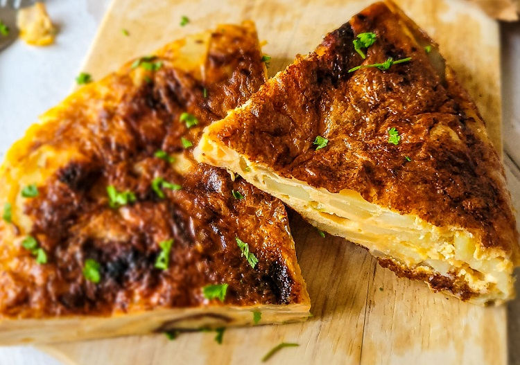 Tortilla Espanola Recipe | Spanish Omelette | Signature Tapas