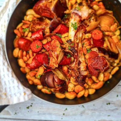 Fabada Asturiana Recipe - Traditional Spanish Dish