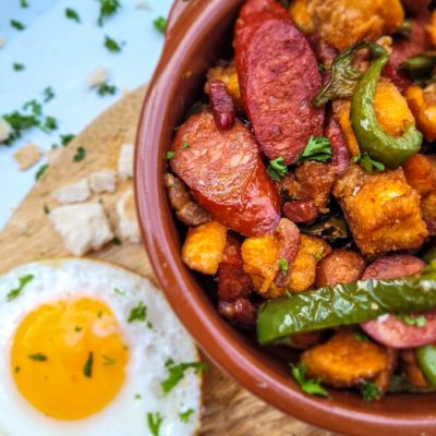 Migas - Traditional Spanish Breakfast